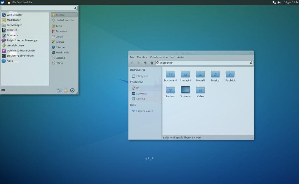 Compton in Xubuntu