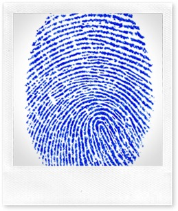 Identity-Theft-Fingerprint