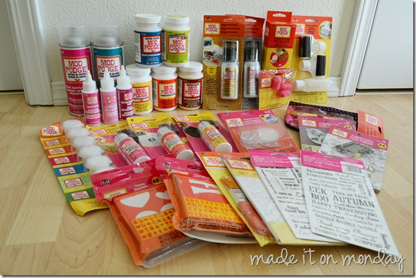 mod podge supply