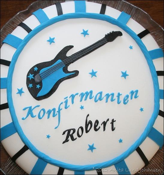 Kake Robert detaljer
