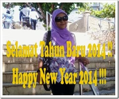 ucapan selamat tahun baru 2014 romantis