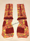 nike basketball elite lebron socks china 2 02 Matching Nike Basketball Elite Socks for LeBron 9 Miami Vice