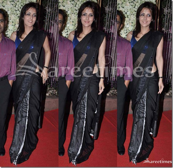 Black_Saree