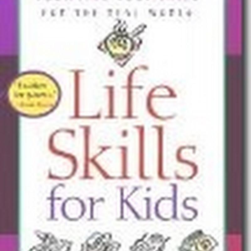 Teaching Life Skills–Homemaking