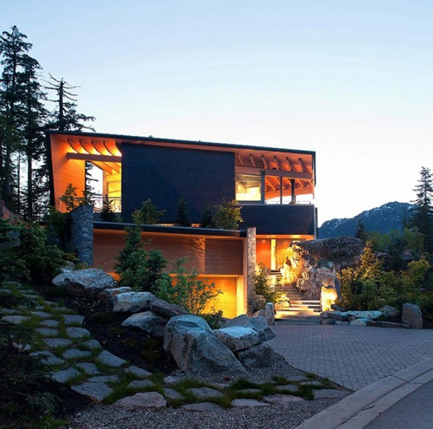 whistler residence by battersbyhowat architects 2