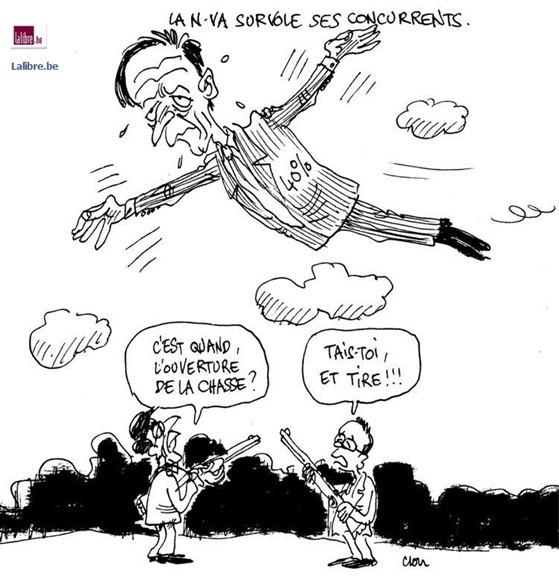 NVA Humour francophone