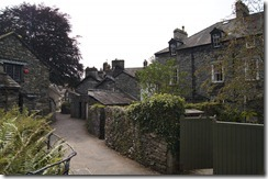 Dove cottage--nearby buildings