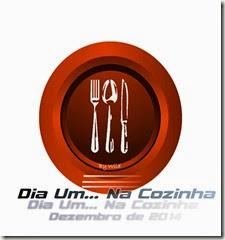Logotipo Dia Um... Na Cozinha Dezembro 2014 (2)