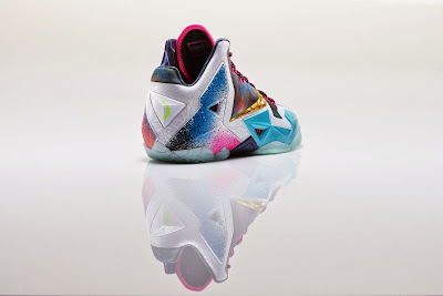 nike lebron 11 xx what the lebron 1 19 Nike Basketball Shares New What The #@*% Designs for LBJ & KD