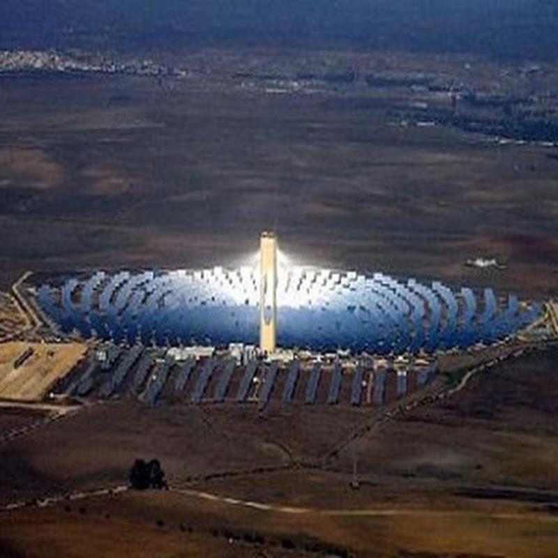 La energía solar termoeléctrica en España