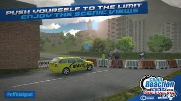 Screenshot of CRC Pro-Cycling