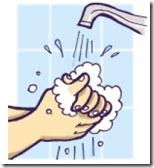 lavarse  las manos(6)
