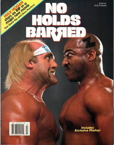 no holds barred 1989