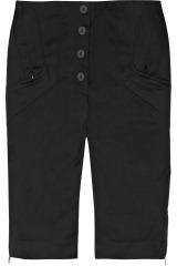 Karl Payge paneled stretch-cotton shorts