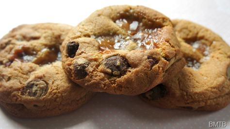 Salted Caramel Cookie trio