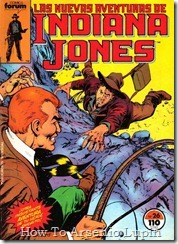 P00026 - Indiana Jones nº26 .howtoarsenio.blogspot.com