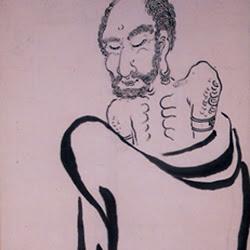 "Hakuin, Arhat - possibly Shakyamuni's renunciation of acetic practice ""?????"""