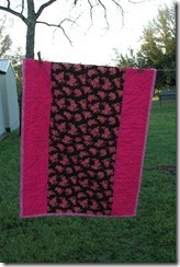 bake sale &amp; pink quilt 076