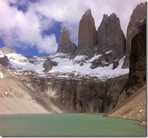 Torres Del Paine, Chile Autora Bruna Cazzolato Ribeiro