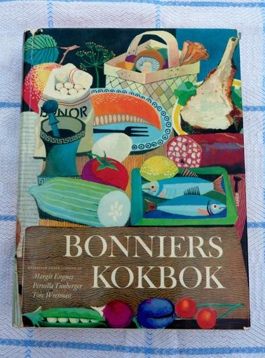 033 Bonniers kokbok 1960 Daniel Grankvist