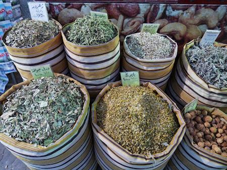 Shopping Amman: Mirodenii Iordania