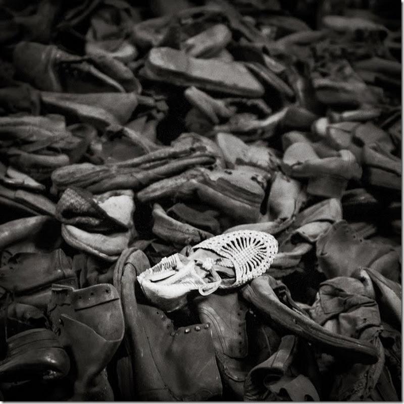 Dentro de Auschwitz: lembranças assombradas do campo de morte nazista