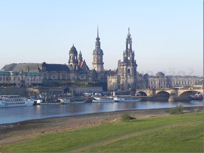 "Dresden, a ""Florença do Elba"""