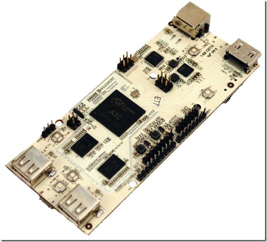 pcDuino mini  PC board