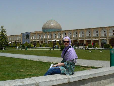 Obiective turistice Iran: Imam Square