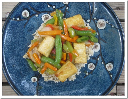pineapple stir fry 039