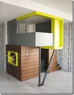 casinha - playhouse via YULZDESIGN