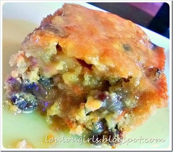 carrot and apple pudding