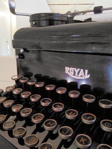 30's typewriter