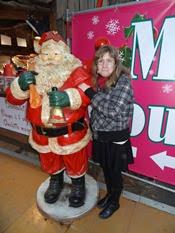 2014.12.01-001 Stéphanie et le père Noël