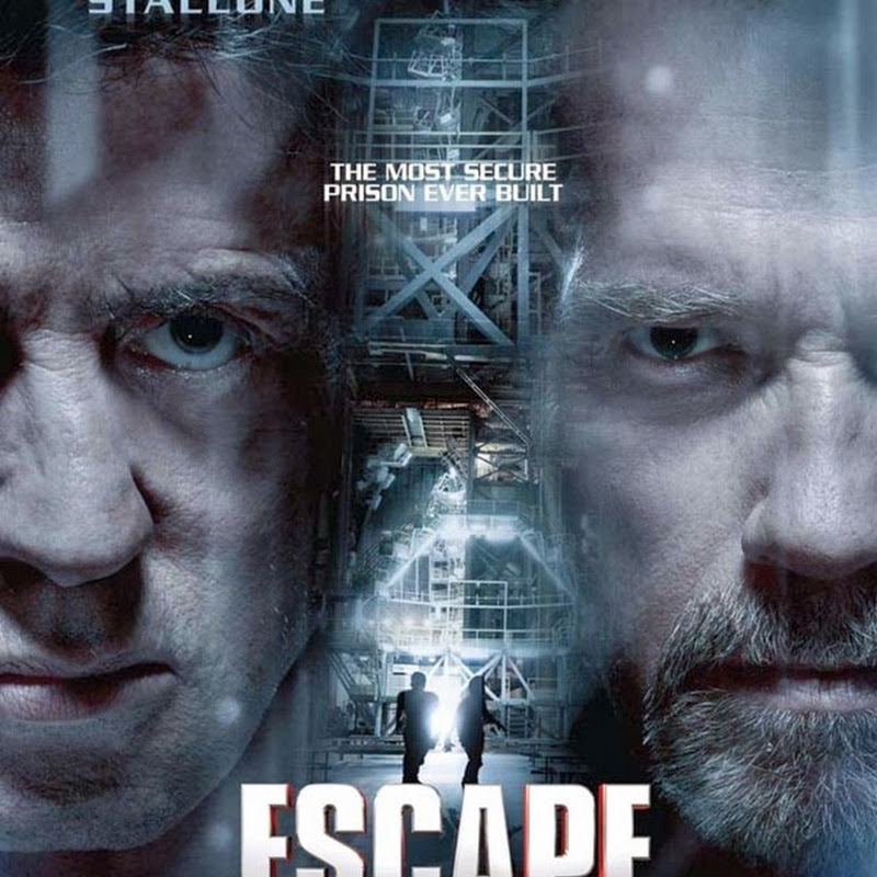 Stallone & Schwarzenegger - Escape Plan (Rota de Fuga) (Torrent 2013) [Download]