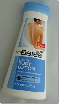 Balea leichte Body Lotion