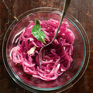 Escabeche De Cebolla (Yucatecan Pickled Red Onions)
