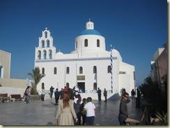 Church in Oia (Small)