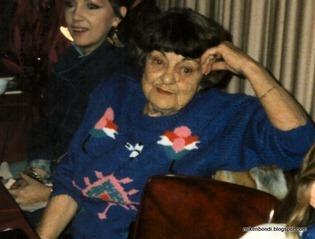 Lynn & Marjory -50th Wedding Anniversary 1986