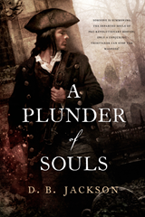 A Plunder of Souls - DB Jackson
