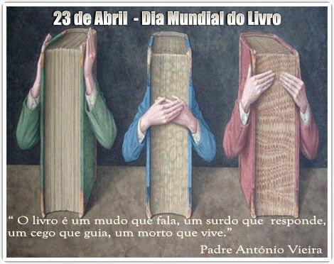 Dia Mundial do Livro e dos Direitos do Autor[1]
