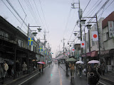 Chuo Dori, in Kawagoe