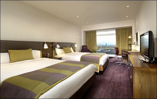 فندق هيلتون متروبول لندن 3
