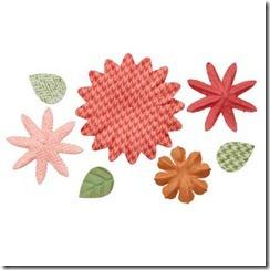 paper flowers floret Z1764[3]