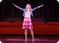 Lucy Durack as Elle in LEGALLY BLONDE (c) Jeff Busby 2