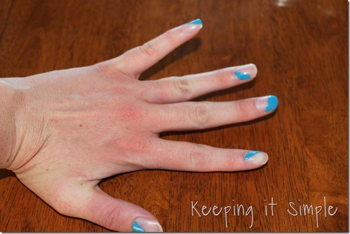 color blocking nails (9)