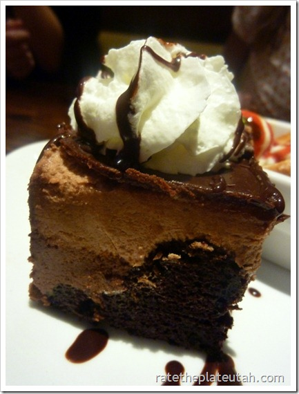 LongHorn Steakhouse Chocolate Stampede