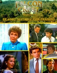 Falcon Crest_#082_Suitable For Framing