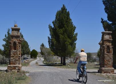 "In search of the ""Marathon Memorial"" geocache"