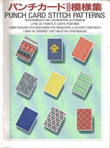 Free Bond Knitting Machine Patterns : Patterns For Knitting Machines - Pattern Collections